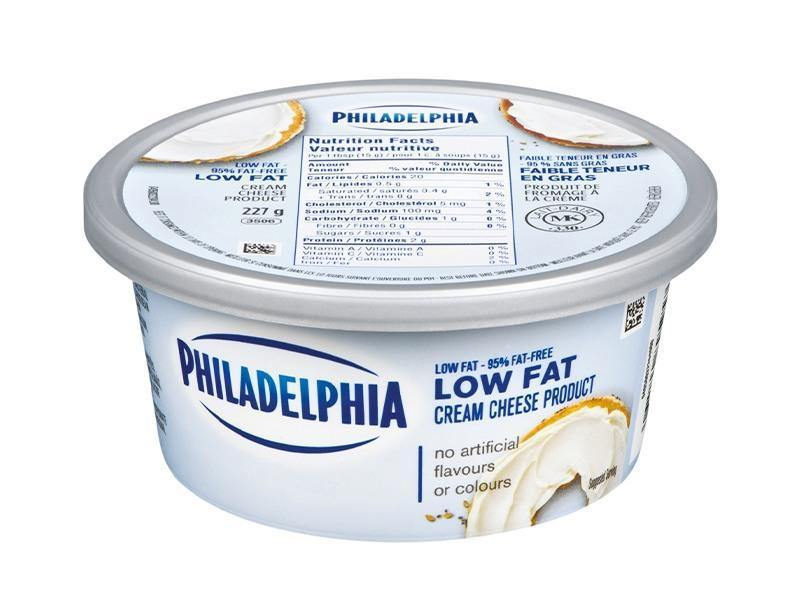 Philadephia - Cream Cheese 95% Fat Free - door2doorfresh.com
