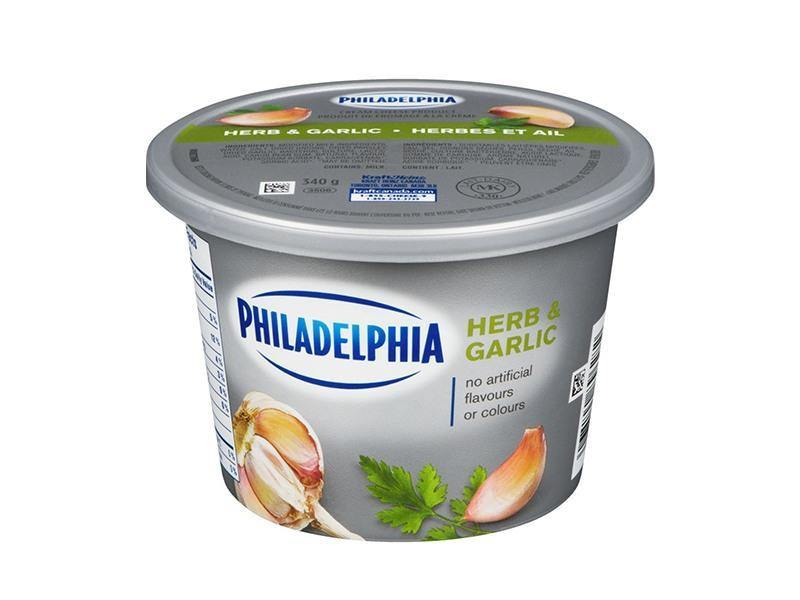 Philadephia - Soft Herb And Garlic - door2doorfresh.com