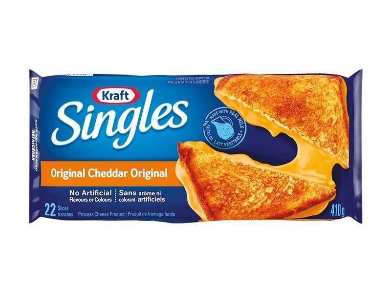 Kraft Cheese Singles (22) - door2doorfresh.com