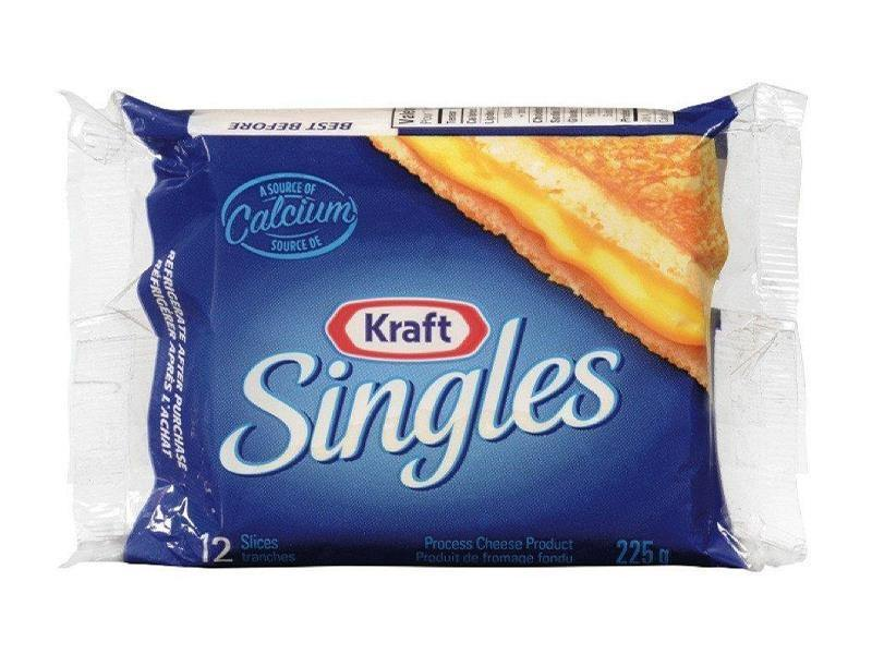 Kraft Single Cheese Slice - door2doorfresh.com