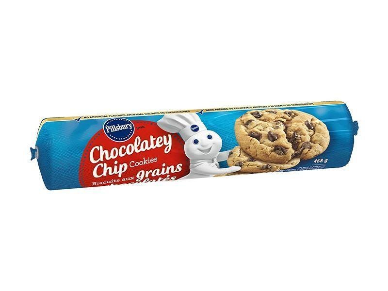 Pillsbury Chocolate Chip Cookie (Chub) - door2doorfresh.com