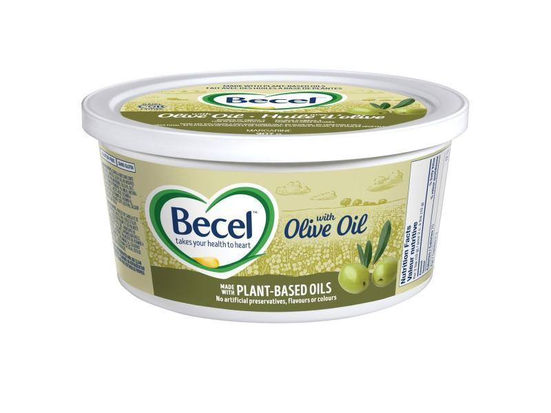 Becel Margarine with Olive Oil Tub - door2doorfresh.com