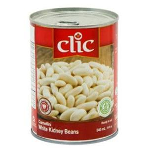 Clic Navy White Beans Canned - door2doorfresh.com