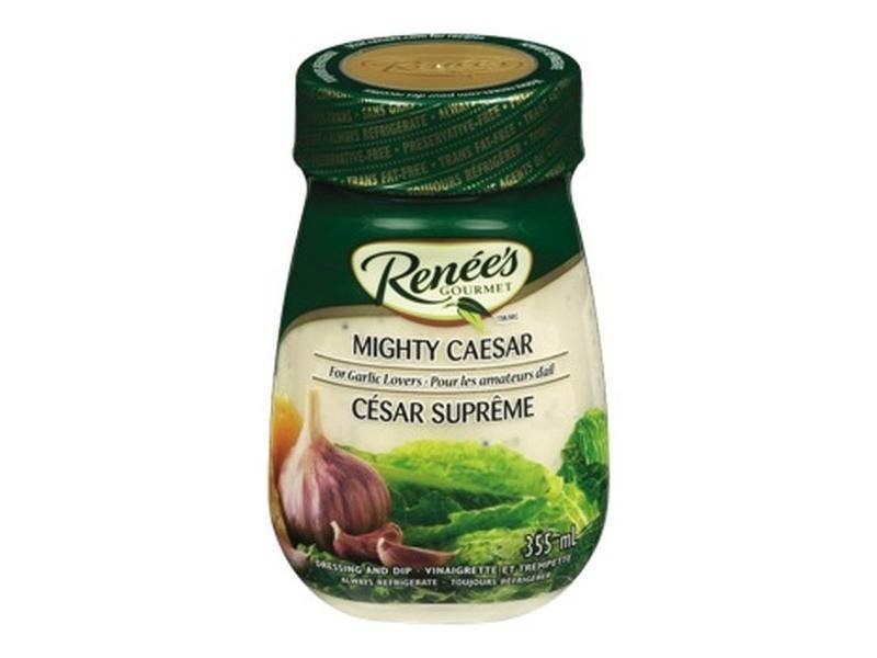 Renee's Gourmet Mighty Caesar Dressing - door2doorfresh.com