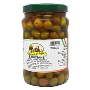 Masseria Di Puglia Baresane Olives In Brine - door2doorfresh.com