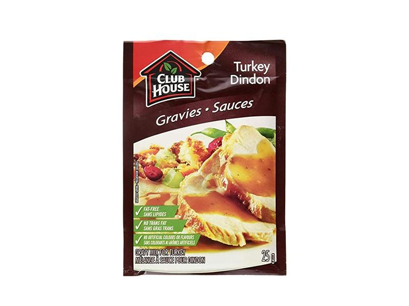 Club House - Gravy Mix for Turkey - door2doorfresh.com