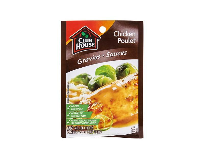 Club House - Gravy Mix for Chicken - door2doorfresh.com