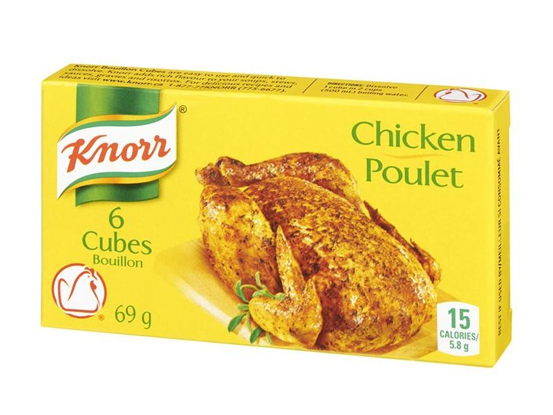 Knorr - Boullion Cubes Chicken - door2doorfresh.com