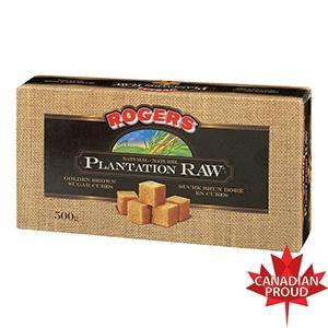 Rogers Plantation Raw Sugar Cubes - door2doorfresh.com