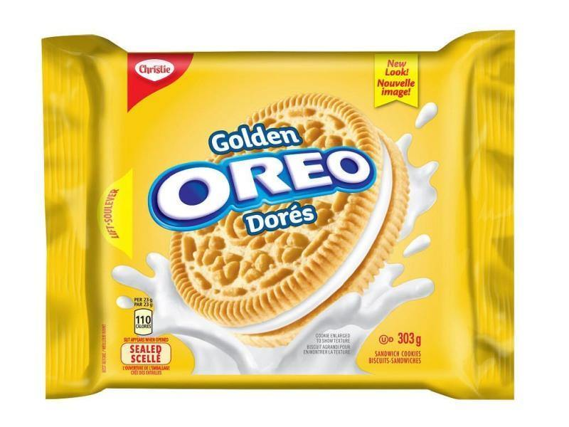 Oreo - Golden Cookies - door2doorfresh.com