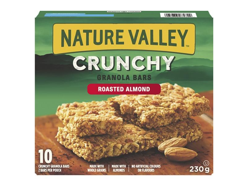 Nature Valley - Crunchy Granola Bar Roasted Almond - door2doorfresh.com