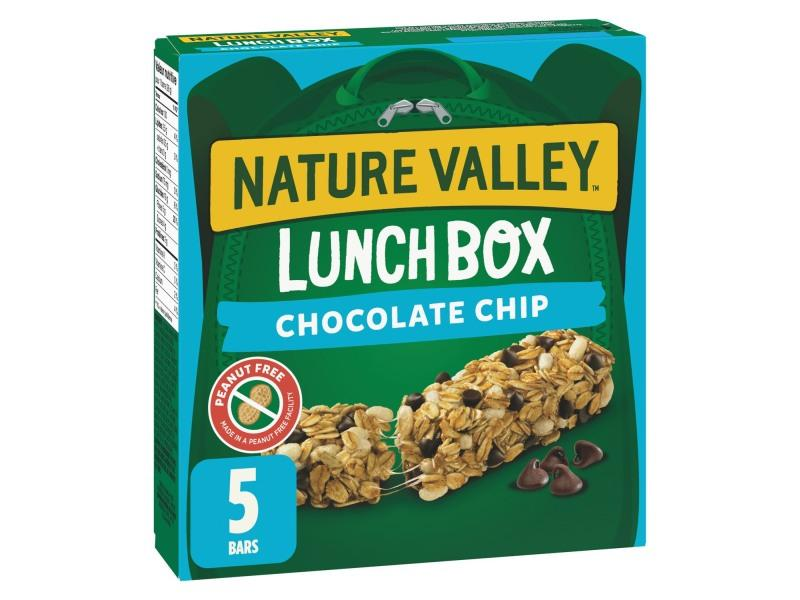 Nature Valley - Chocolate Chip Peanut Free Granola Bars - door2doorfresh.com