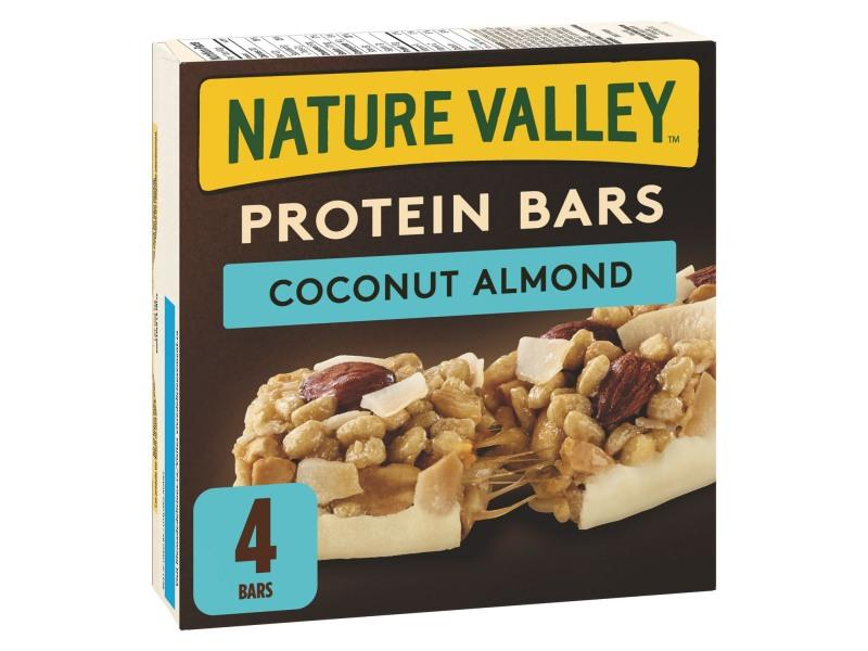 Nature Valley - Sweet Salty Toasted Coconut Almond Protein Granola Bars - door2doorfresh.com
