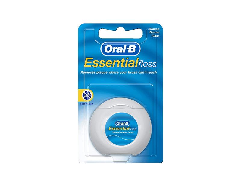 Oral B Waxed Dental Floss - door2doorfresh.com