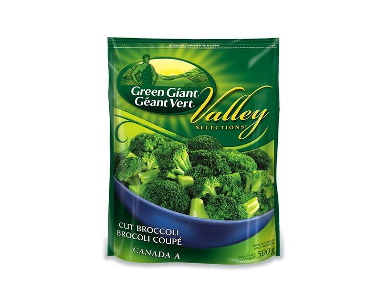 Green Giant - Valley Selection Cut Broccoli - door2doorfresh.com