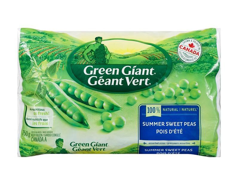 Green Giant -Frozen Summer Sweet Peas - door2doorfresh.com