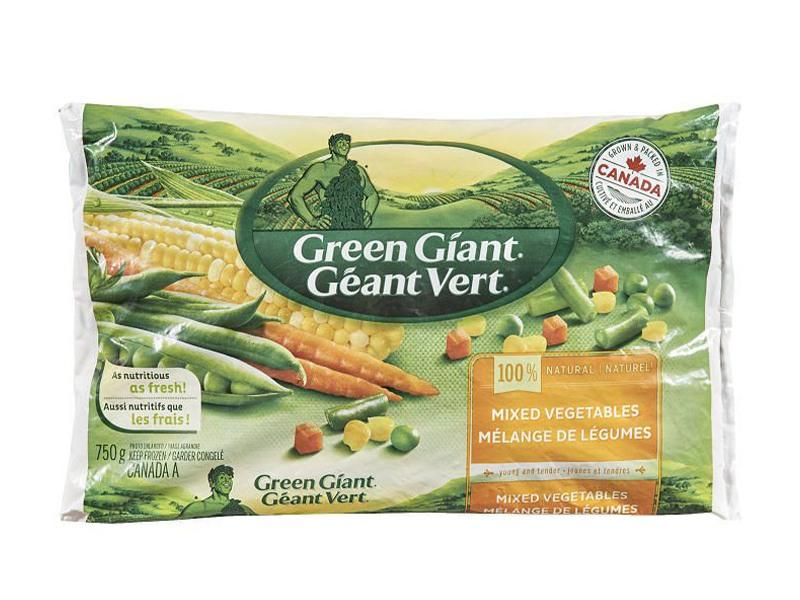 Green Giant - Frozen Mixed Vegetables - door2doorfresh.com