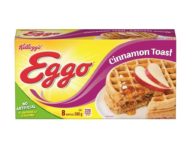 Eggo Cinammon Toast - door2doorfresh.com