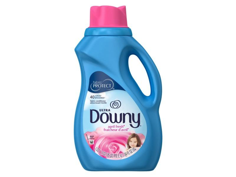 Downy Liquid Fabric Softener - April Fresh 40 Load - door2doorfresh.com