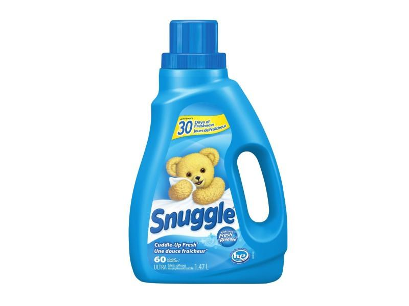 Snuggle Liquid Fabric Softner - Cuddle Up - door2doorfresh.com