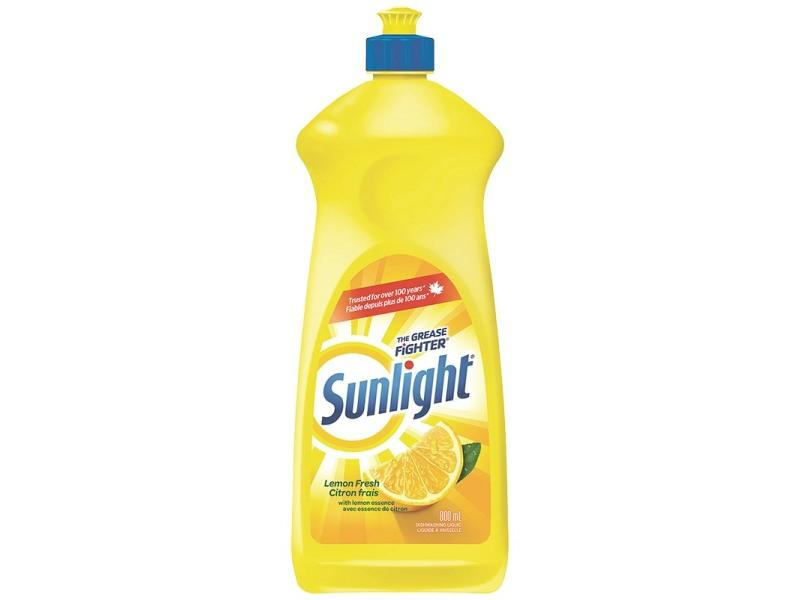 Sunlight Dish Liquid - Lemon Fresh - door2doorfresh.com