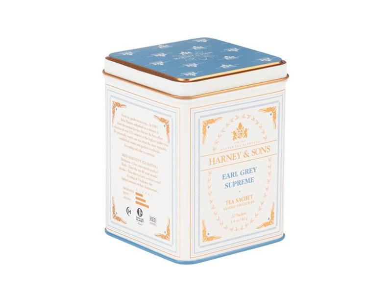 Harney & Sons Earl Grey Supreme Tea - door2doorfresh.com
