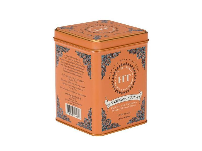 Harney & Sons Hot Cinnamon Sunset Tea - door2doorfresh.com