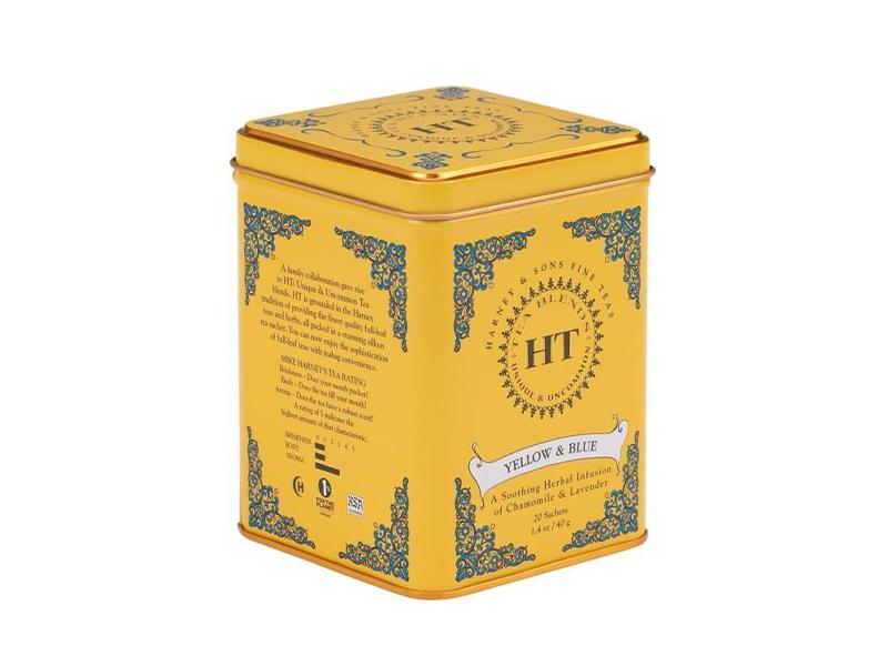 Harney & Sons Yellow & Blue Tea - door2doorfresh.com