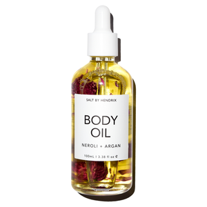Salt by Hendrix Neroli + Argan Body Oil 100ml