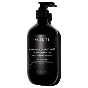 Mukti Organics Botanique Conditioner 500ml