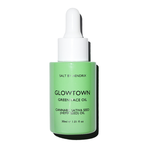 Salt by Hendrix Glowtown Green Face Oil