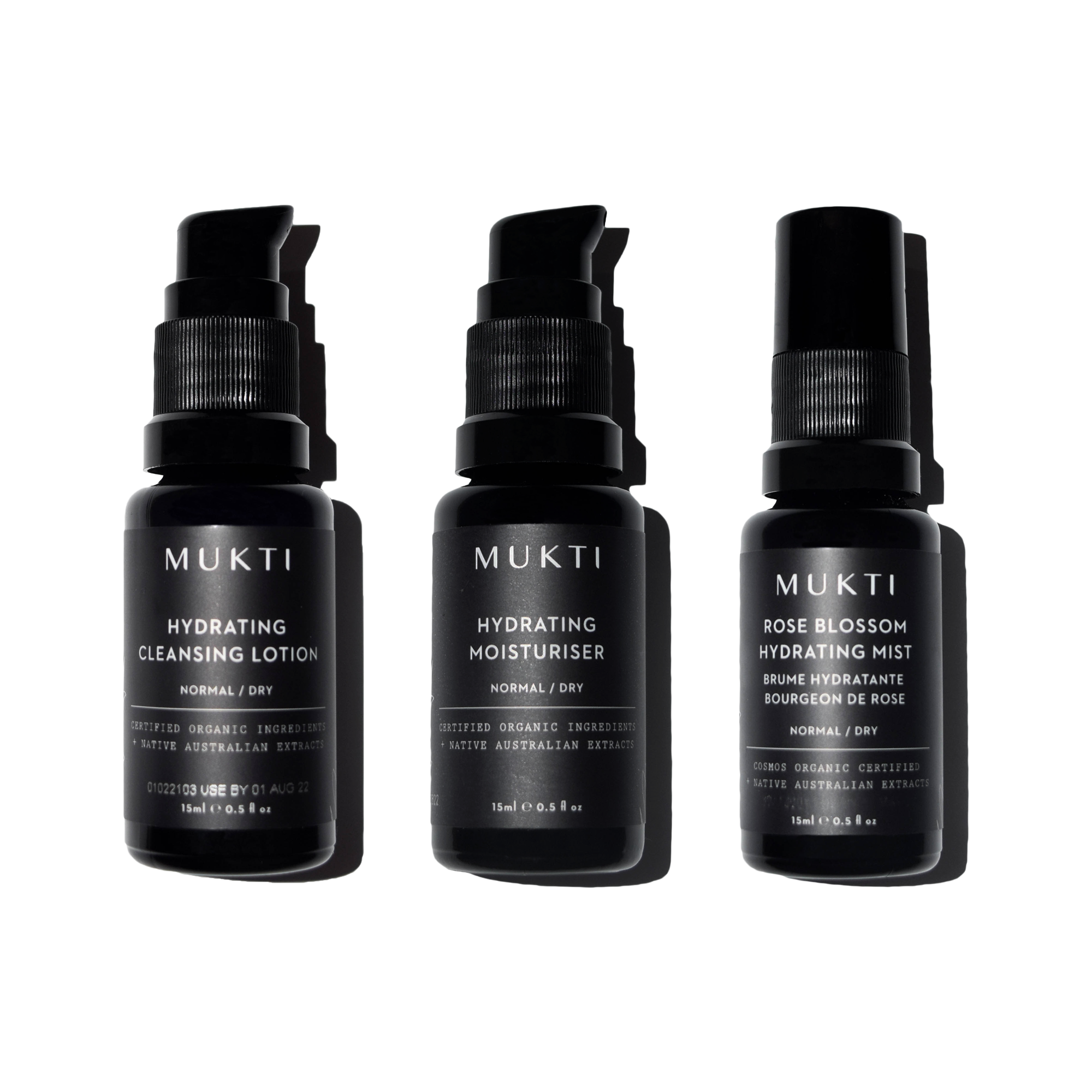 Mukti Organics Hydrating Kit