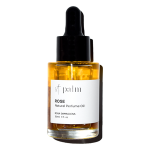 St. Palm Rose Natural Perfume Oil