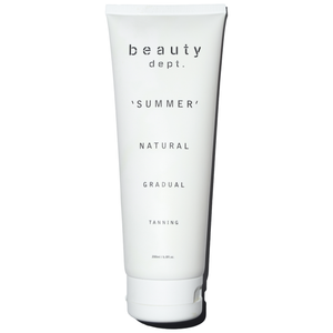 Beauty Dept Summer Natural Gradual Tan 200ml