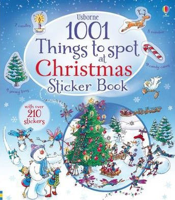 1001 Christmas Things To Spot