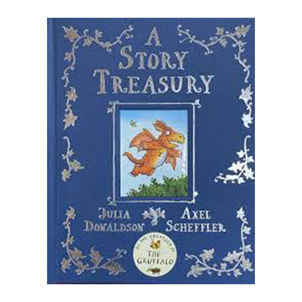 A STORY TREASURY- Julia Donaldson And Axel Scheffler Treasury Bind Up