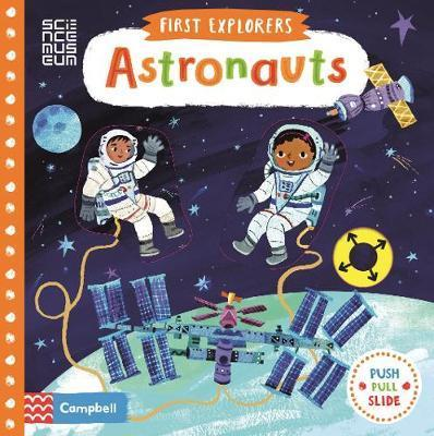 First Explorer : Astronauts