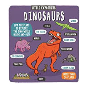 Little Explorers : Dinosaurs