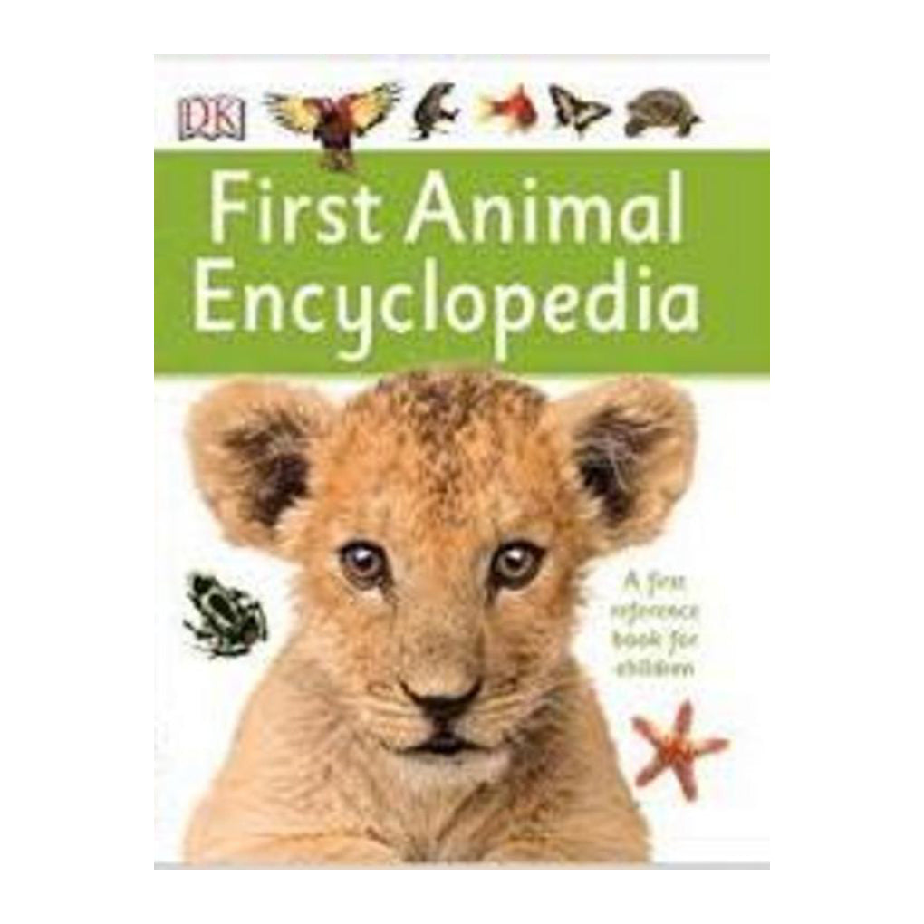 DKYR : Animal Encyclopedia