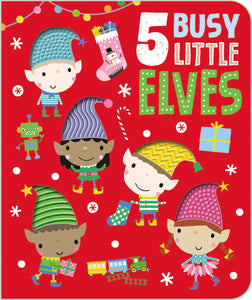 Five Busy Little Elves