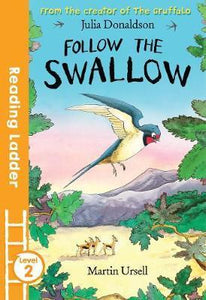 Follow the Swallow (Level 2- Reading Ladder)