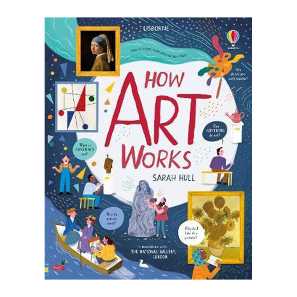 How Art Works?