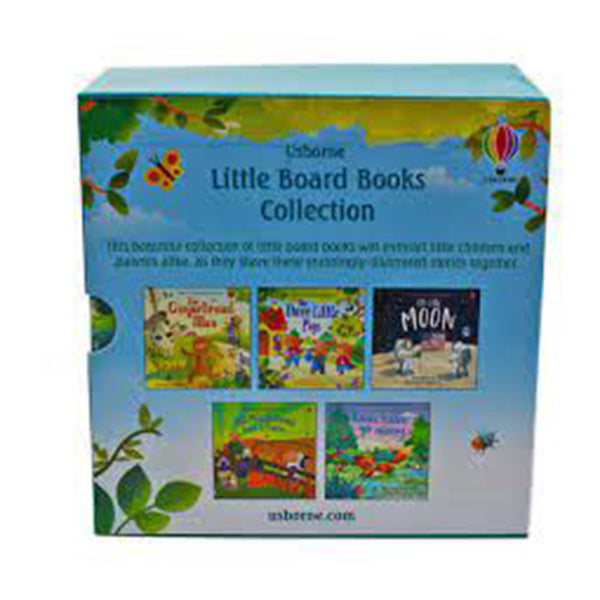 Little Board Books Collection