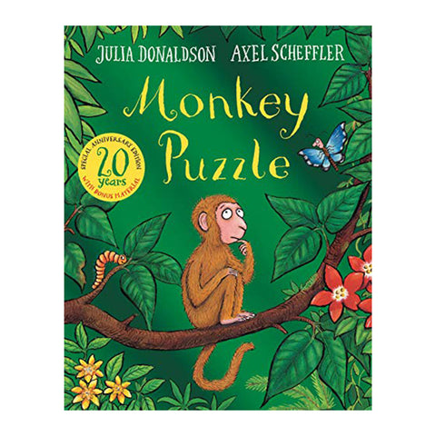 Monkey Puzzle 20th Anniversary Edition