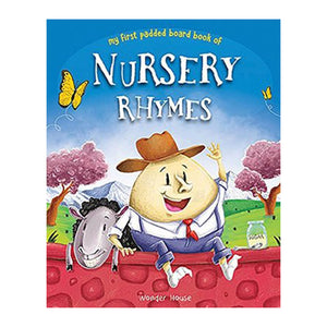 My First Padded Board Books of Nursery Rhymes