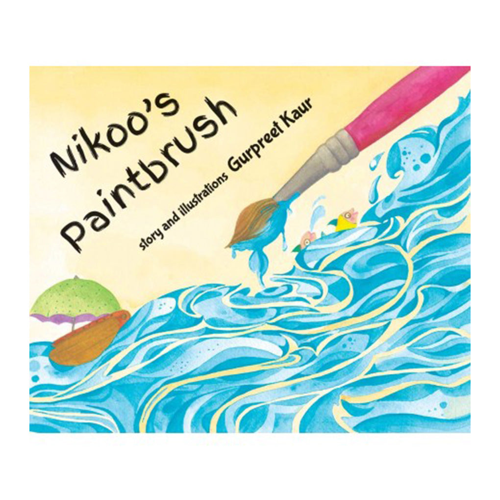 Nikoo's Paintbrush