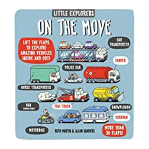 Little Explorers : On The Move