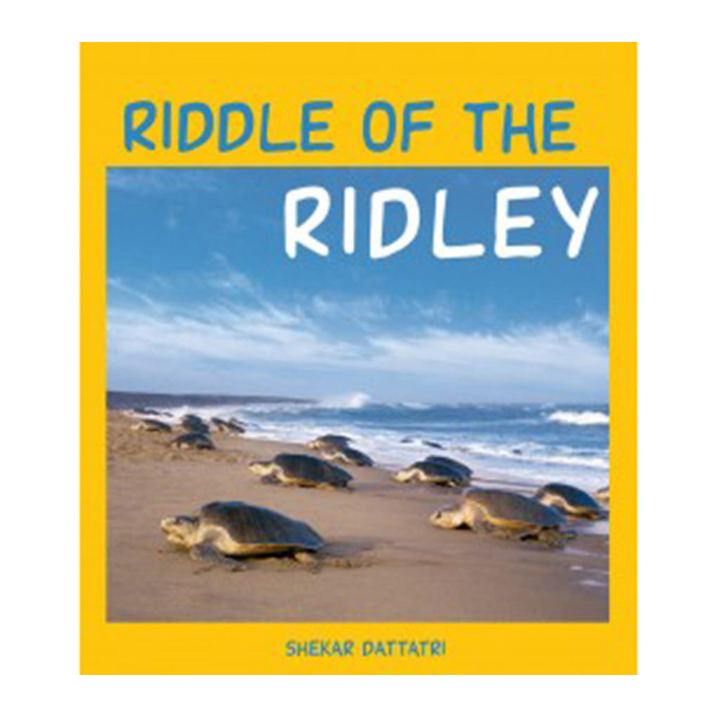Riddle of the Ridley