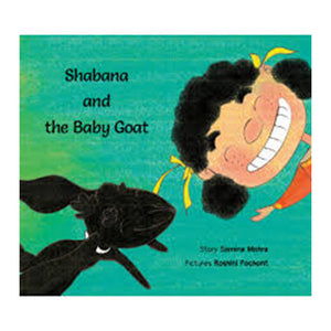 Shabana And The Baby Goat