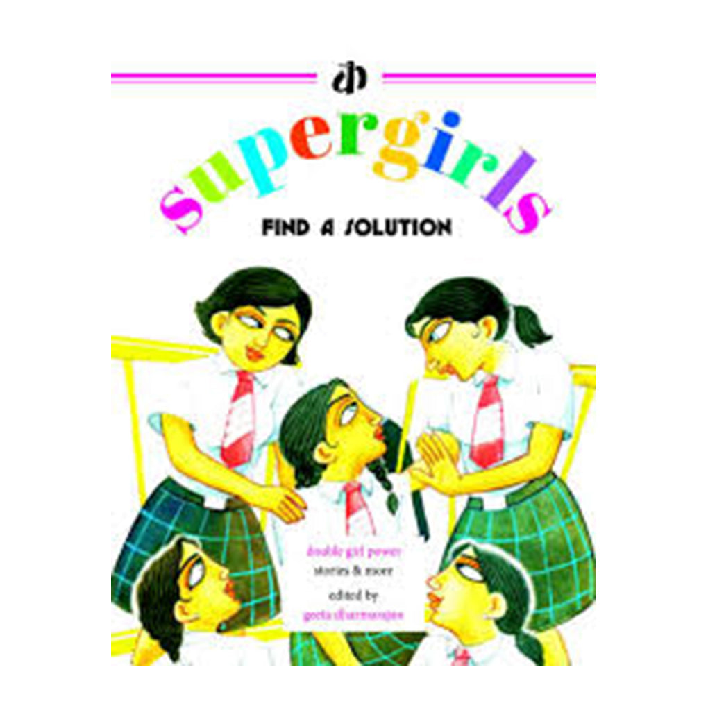 Supergirls: Find A Solution